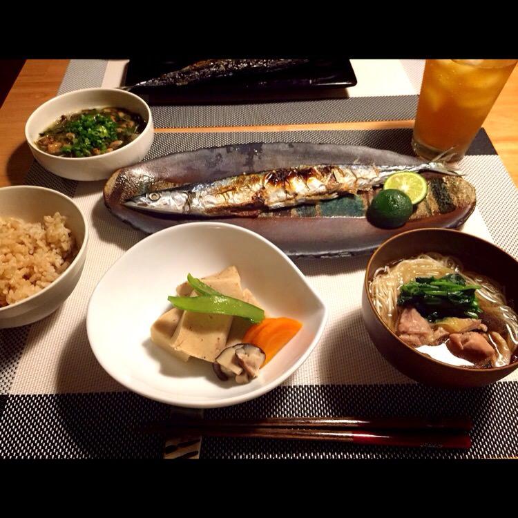 【画像】俺(36歳・無職)が作った今日の晩飯wwww