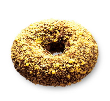 ミスドのドーナツ、ゴールデンチョコレート以外に存在価値が無い
