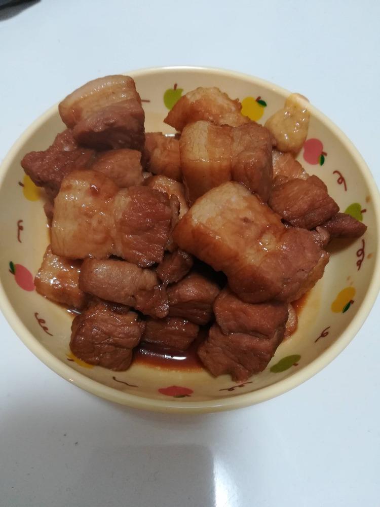 【画像】豚の角煮作ったぞwwwwwwwww【飯テロ】