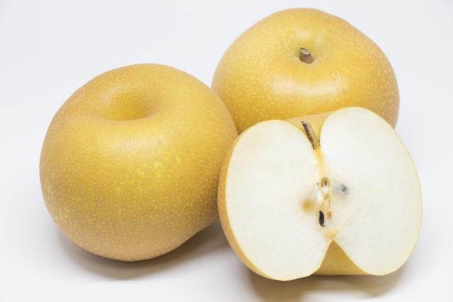 梨よりうまい果物はないと思う