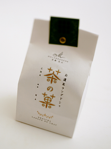 MALEBRANCHE:茶の菓
