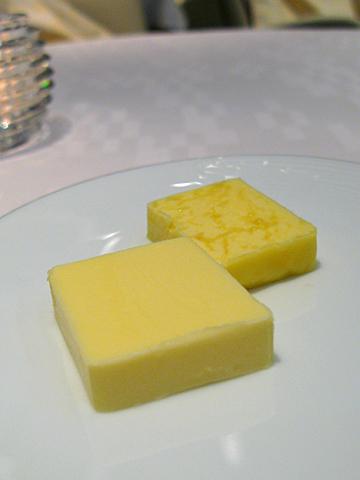 ランベリー:バター