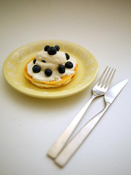 パンケーキ・ミルフィーユ仕立て:プチサイズ