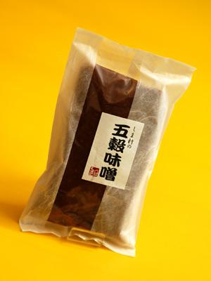 しま村:五穀味噌