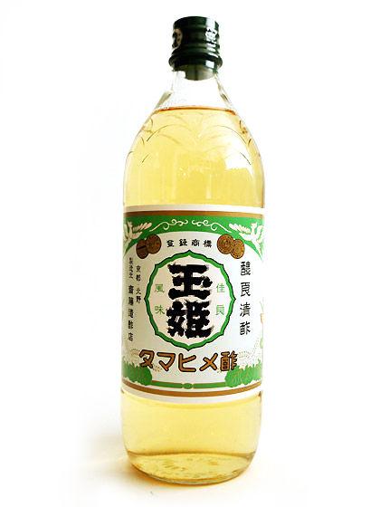 齊藤造酢店 / 玉姫酢