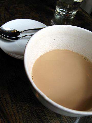 大坊珈琲:ミルクコーヒー