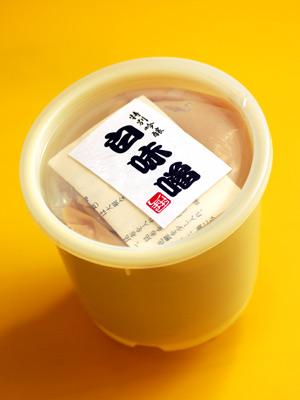 しま村:白味噌