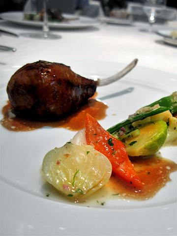 ランベリー:肉料理