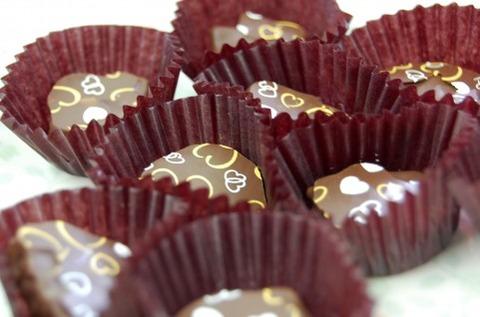 クラスの女に手作りチョコレート