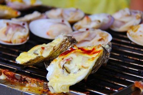 三大美味い貝「ホタテ」「ハマグリ」