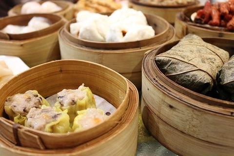 三大中華料理、中華丼、冷やし