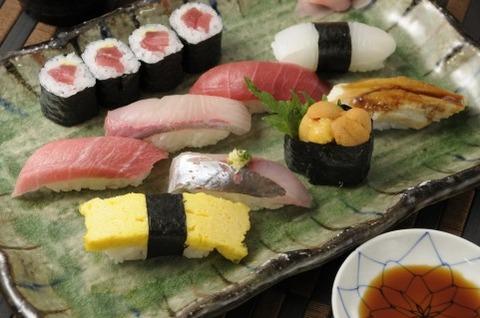 「寿司は醤油の味」←こういうの
