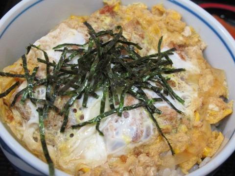 カツカレー vs カツ丼
