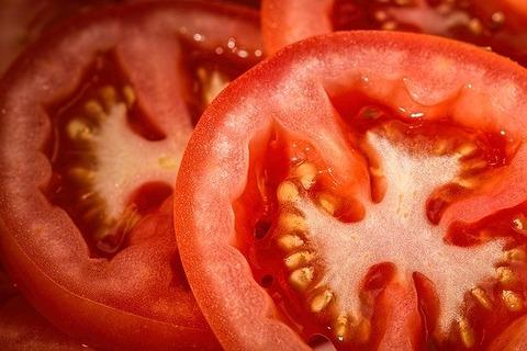 オヤツにトマトに砂糖かけたの渡したらキモ