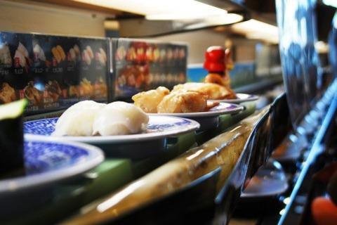 お前ら回転寿司で最高何皿食える?