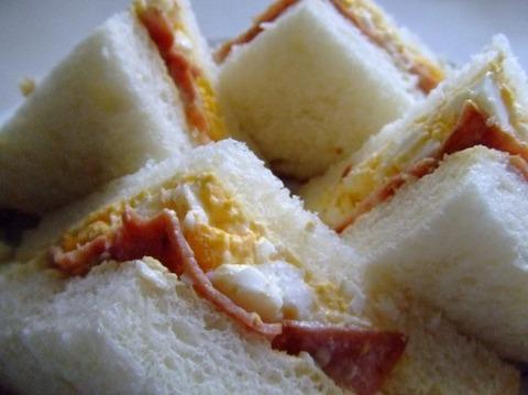 ワイの好きなサンドイッチ