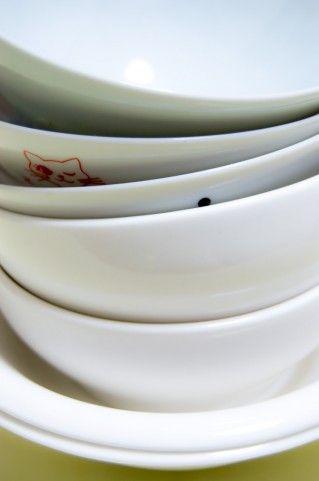 家の皿をプラスチック製に