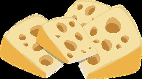 チーズってめっちゃカロリー