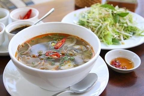 中国を除いたアジアで一番うまい料理