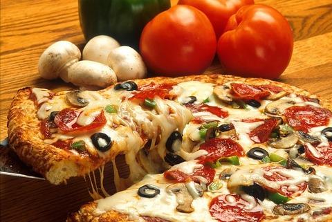 ピザってなんであんなに高