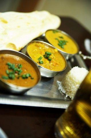 インド料理屋w