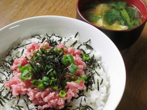 正直寿司で一番美味いのってネギトロ