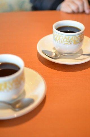 コーヒー飲まない人ってな