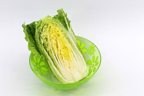 豚と白菜の鍋←うまい