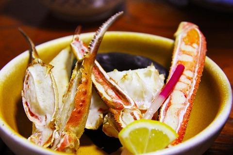 一生蟹しか食えないvs一生米し