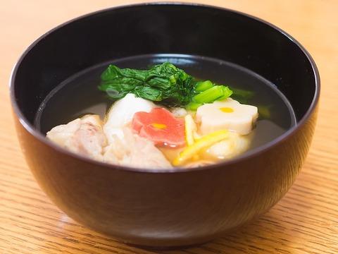 ワイ香川県出身総理、お雑煮は白
