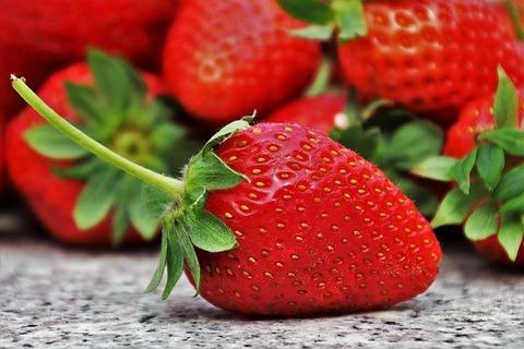 ワイ「好きな果物はイチゴや!」