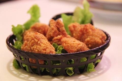 鶏肉料理軍で打線組んだw