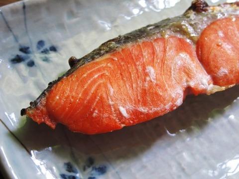 鮭の1番旨い食べ方