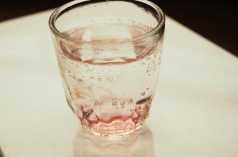 炭酸水好き好んで