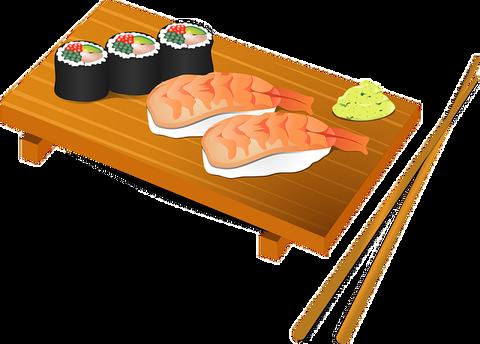 ぽまいら「寿司のシャリ残すな」