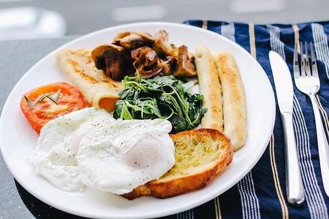 朝食を外食で済ますって発想が