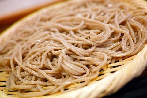 うどん→陽キャ 蕎麦→陰キャ