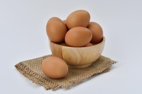 2月18日賞味期限の卵があるん