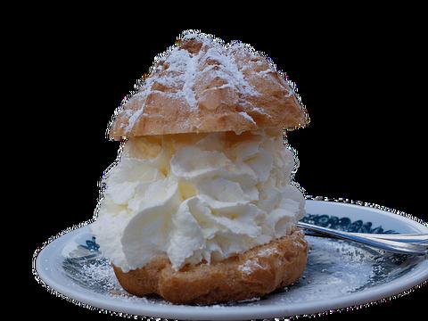 シュークリームが