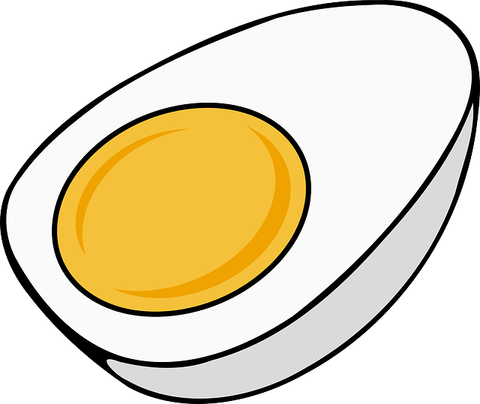 ゆで卵作ったら鍋の中がローションみ