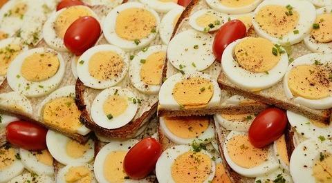 ゆで卵20個の消費方法