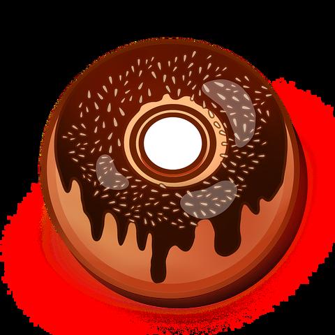 3大表記揺れ「ドーナッツ