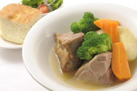 野菜をたくさん食べられる料