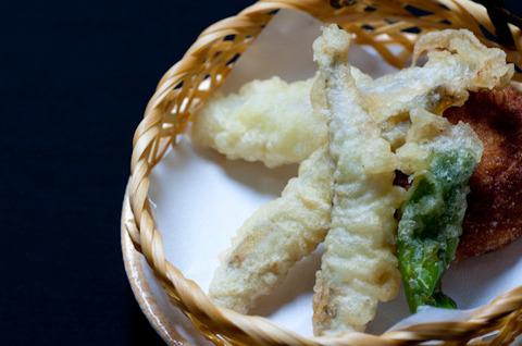 天ぷらって魚を美味く食べ