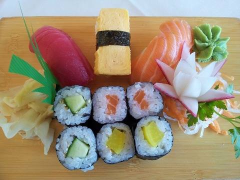 生物使ってない寿司ネタで