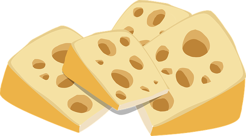 チーズ味のお菓子、絶滅寸前