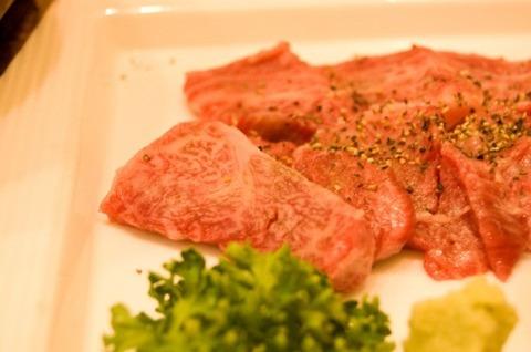 タレント「牛肉の脂
