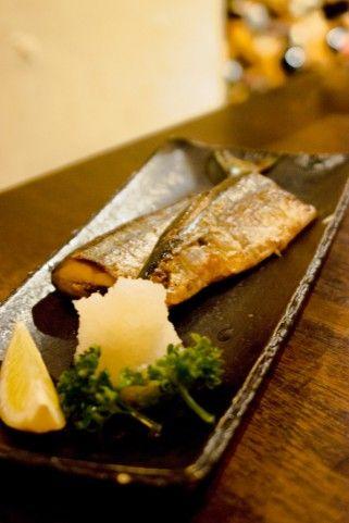 おんjお魚食べる