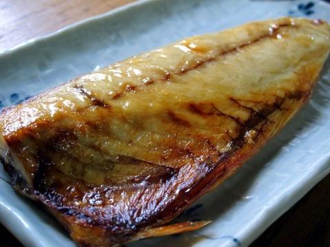 焼き魚1位は「サバ」