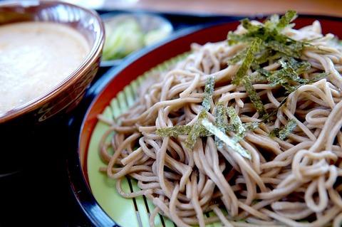 ざるそばって日本の食文化から